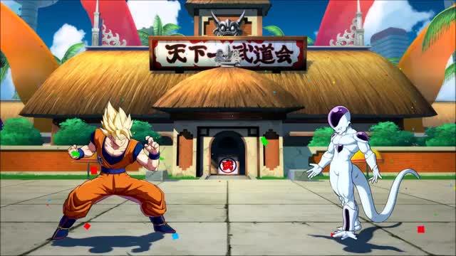 Watch and share Goku-combo GIFs on Gfycat