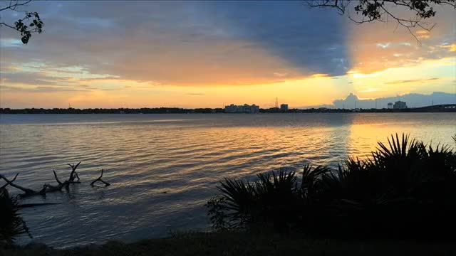 Watch and share Florida Sunset GIFs by thegoldeneel on Gfycat