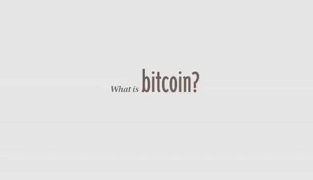 Watch and share What Is Bitcoin? (v2) GIFs on Gfycat