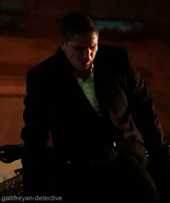 Watch BAD WOLF GIF on Gfycat. Discover more Allegiance, Jim Caviezel, John Reese, Person of Interest, my gifs, poiedit GIFs on Gfycat