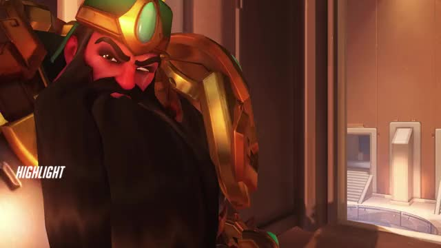 Watch and share Overwatch GIFs and Reinhardt GIFs by Melodie Christian on Gfycat
