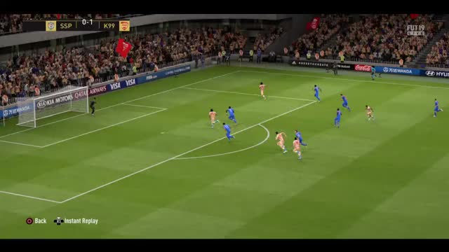 Watch and share FIFA 19 20190310130959 GIFs by nodou on Gfycat