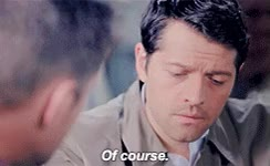 Watch END GIF on Gfycat. Discover more misha collins GIFs on Gfycat