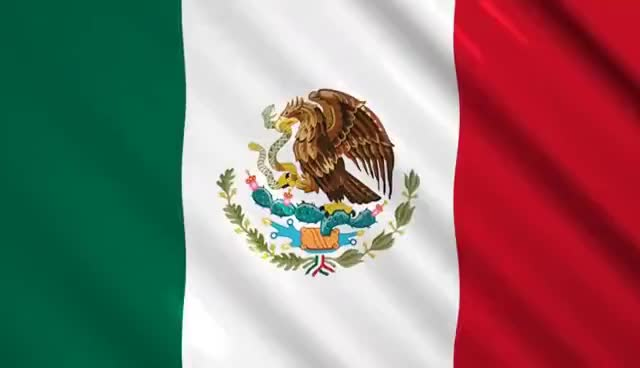 Watch and share Bandera De México Video Background - Fondo De Video GIFs on Gfycat