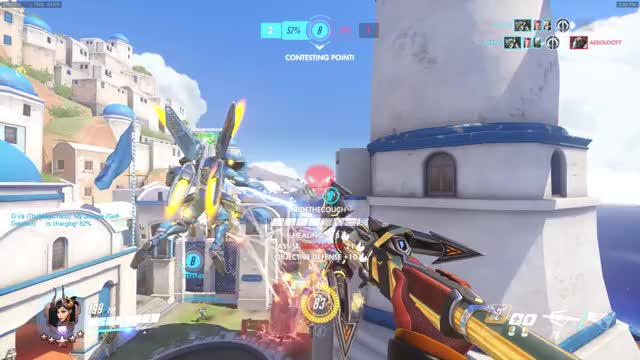 Watch gg, rematch GIF by Majora (@xmajora) on Gfycat. Discover more overwatch, wtf GIFs on Gfycat