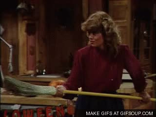 Watch and share Mrs Garrett GIFs on Gfycat