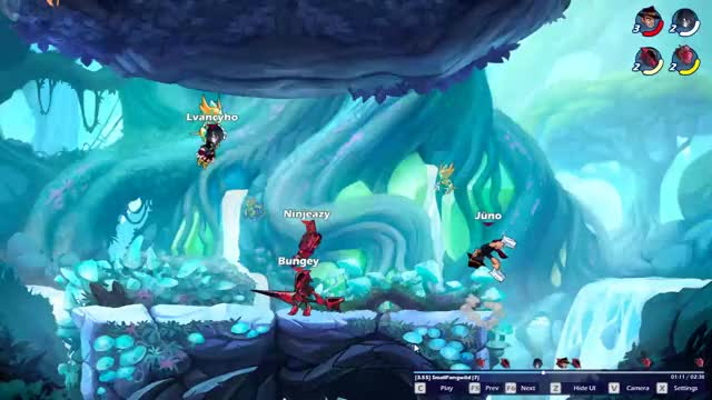 Watch and share Brawlhalla GIFs by junogaming on Gfycat