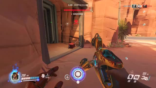 Watch and share Overwatch GIFs and Symmetra GIFs by ehaydon on Gfycat