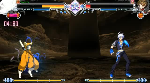 Watch and share BlazBlue Centralfiction 2019.03.13 - 22.39.40.08.DVR GIFs by rairai on Gfycat