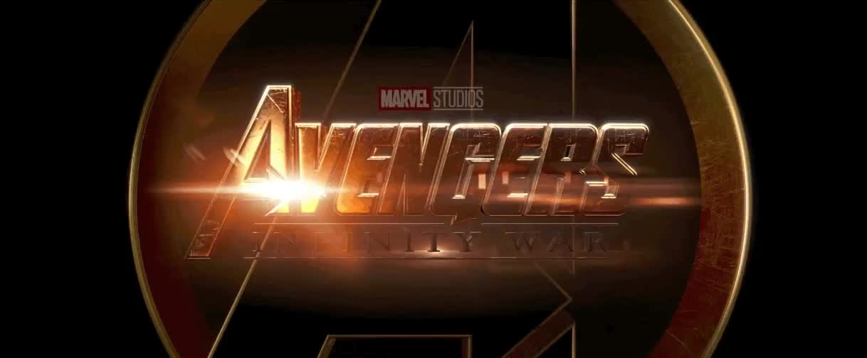 We can officially say that Infinity War is coming out next week! GIFs