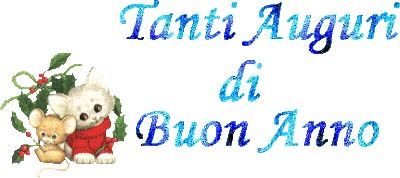 Watch and share Auguri Di Buon Anno animated stickers on Gfycat