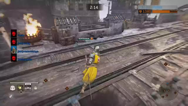 Watch and share Forhonor GIFs by xplodingbrain on Gfycat