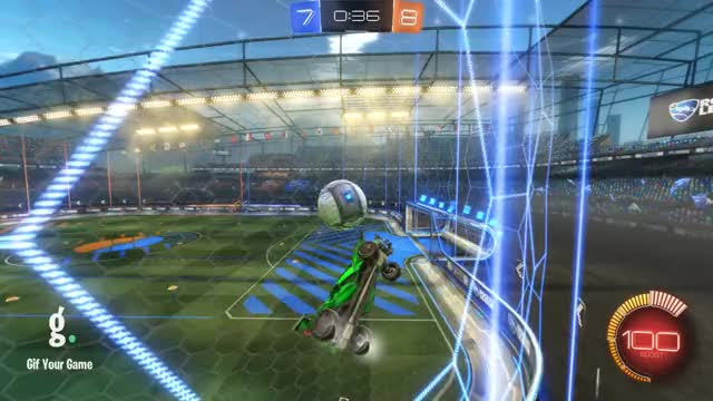 Watch Goal 16: Blackjack GIF by Gif Your Game (@gifyourgame) on Gfycat. Discover more Blackjack, Gif Your Game, GifYourGame, Rocket League, RocketLeague GIFs on Gfycat