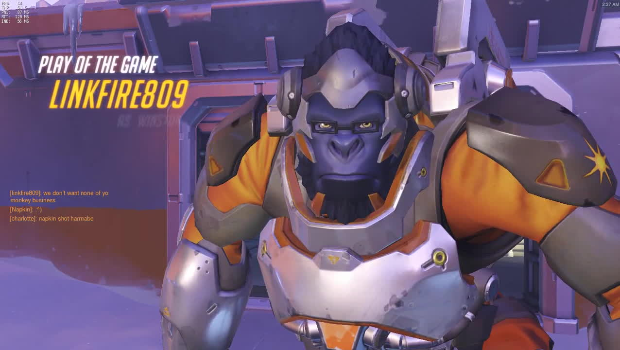 overwatch, Dicks out for Harambe GIFs