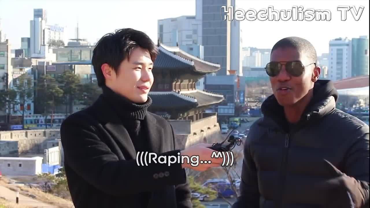 black, black people, racial, Black People in Korea GIFs
