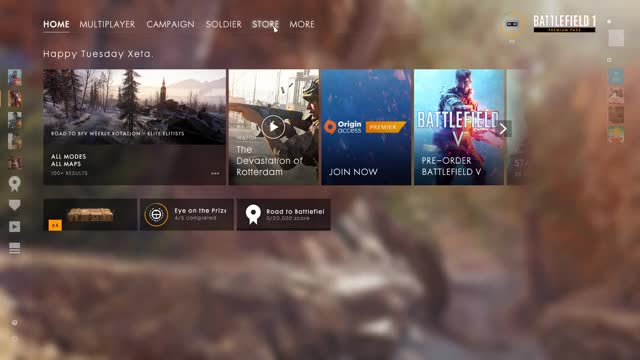 Watch Battlefield 1 2018.09.11 - 16.01.46.01 GIF on Gfycat. Discover more battlefield1 GIFs on Gfycat