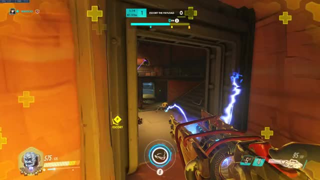 Watch Winston Stall GIF on Gfycat. Discover more overwatch GIFs on Gfycat