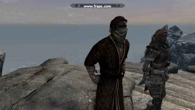Watch and share Stalker GIFs and Skyrim GIFs on Gfycat