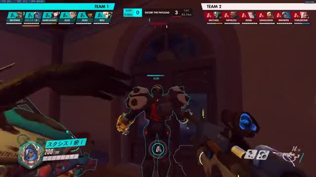 Watch and share Overwatch GIFs and Ana GIFs by stas1s on Gfycat