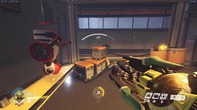 Watch and share Overwatch GIFs by henrizmolek on Gfycat