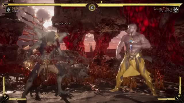 Watch and share Mortal Kombat 11 20190422032822 GIFs on Gfycat