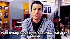 Watch and share Blaine Anderson GIFs and Darren Criss GIFs on Gfycat