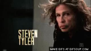 Watch and share Steven Tyler GIFs on Gfycat