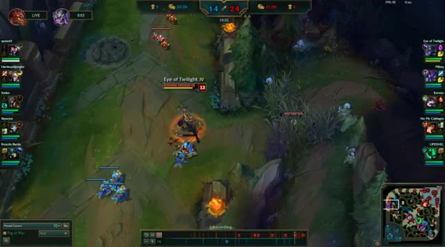 Watch and share Missfortune GIFs and Twistedfate GIFs on Gfycat