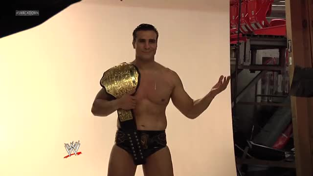 Watch New Champion! GIF by Blaze Inferno (@metaknightxprophets) on Gfycat. Discover more Alberto Del Rio, Ricardo Rodriguez GIFs on Gfycat