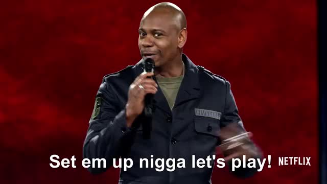 Watch Dave Chappelle | Official Trailer [HD] | Netflix GIF on Gfycat. Discover more 08282016NtflxUSCAN, Netflix, Netflix Original Series, Netflix Series, Trailer, comedy, dave chappelle, movies, streaming, television, television online GIFs on Gfycat