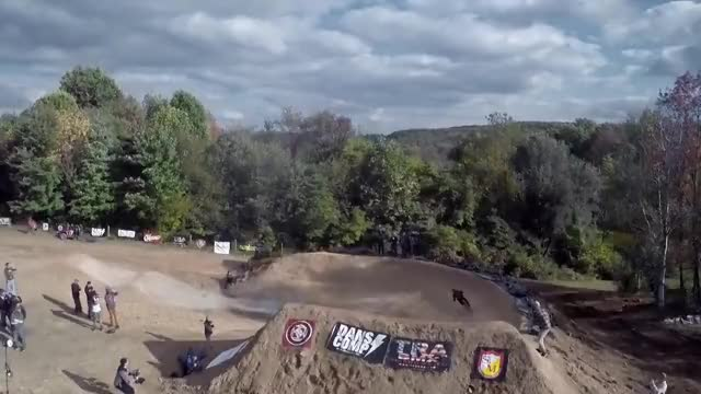 Watch Head to Head BMX Dirt Jump Racing -TRA Double Cross GIF on Gfycat. Discover more Downhill, Endurance, Harley, Jump, Trail, athertons, bmx, bull, carving, megavalanche, moto, oldest, race, redbull, ride, riding, siblings, snow, stunt, surf GIFs on Gfycat