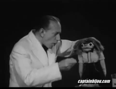 Watch and share 1960 SENOR WENCES CEREAL COMMERCIAL GIFs on Gfycat