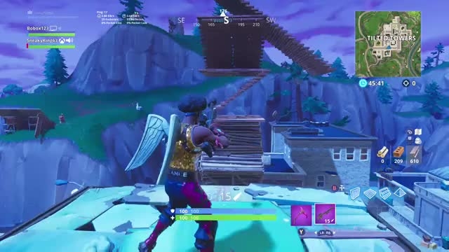 Watch this GIF by Gamer DVR (@xboxdvr) on Gfycat. Discover more FortniteBattleRoyale, SneakyKing63, xbox, xbox dvr, xbox one GIFs on Gfycat