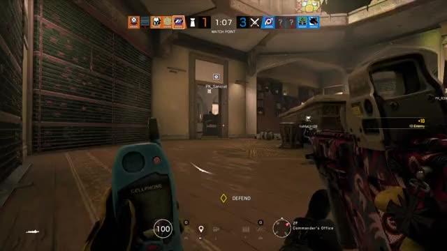 Mira as intended 2