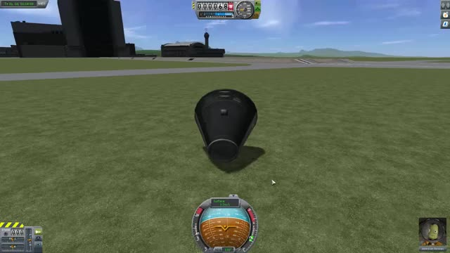 Watch and share KSP - Spinning Top Pod GIFs by silversteeples on Gfycat