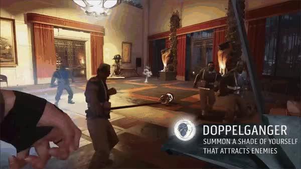 Watch and share Dishonored 2 Creative Kills 1 GIFs on Gfycat