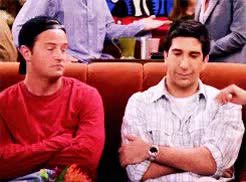 Watch Film Fever GIF on Gfycat. Discover more Friends, Friends gif, Friends quote, Joey Tribiani, Ross, Ross Gellar, chandler, chandler bing, funny television quote, gay, gif, gif quote, joey, looking, quote, television, television gif, television show GIFs on Gfycat