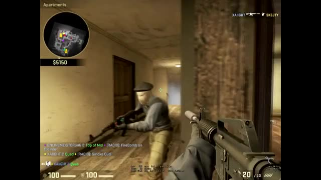 Watch csgo 64 tick mm (reddit) GIF on Gfycat. Discover more globaloffensive GIFs on Gfycat