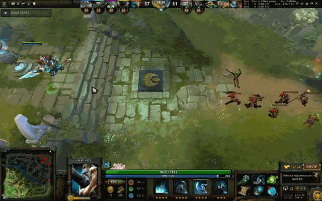 Watch and share Dota2 GIFs by pussygenerator on Gfycat