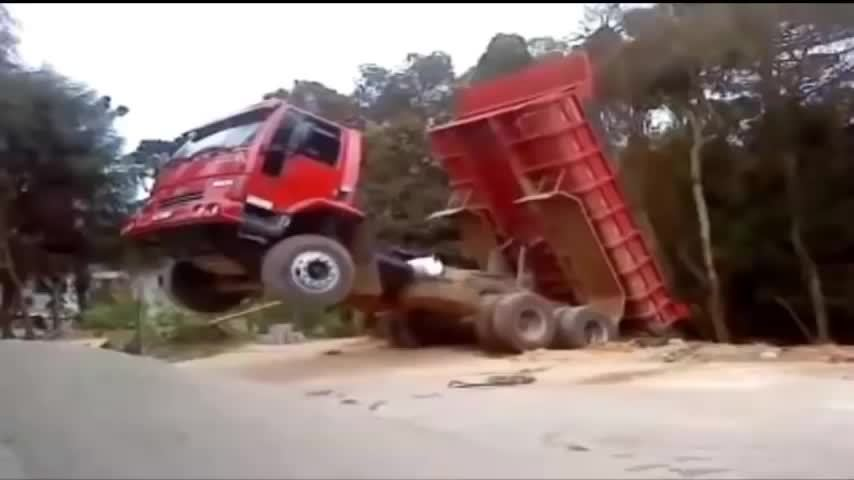 big truck, long truck, truck, Amazing Machines in the world Compilation 2016 Part 3 # New Collection GIFs