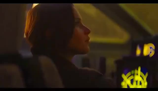 Watch and share Jyn Erso & Cassian Andor | Hold You Down | Rogue One GIFs on Gfycat