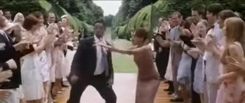 Wedding Dance from Hitch - Very Funny!