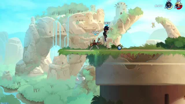 Watch and share Brawlhalla GIFs and Bombhalla GIFs by DeviLyra on Gfycat