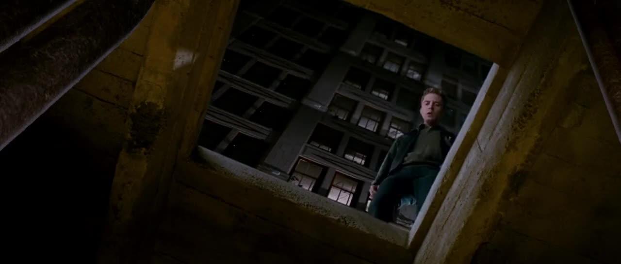 eddie brock, topher grace, venom, WHAT THE HELL Eddie Brock Venom Spider-Man 3 - Black Suit Web Swing [1080p HD Blu-Ray] GIFs