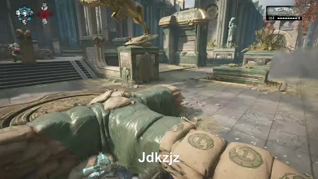 Watch and share Gearsofwar4 GIFs and Xxbravo28 GIFs by Gamer DVR on Gfycat