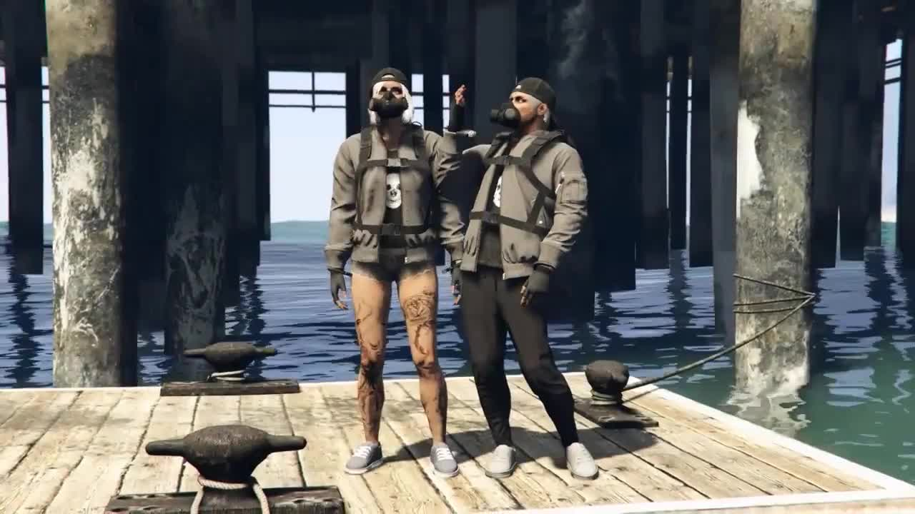 DLC, PS4Share, PUBATTLEGROUNDS, bffoutfits, coupleoutfits, cutefemaleoutfits, dexception, fashion, femaleoutfits, girlgamer, gta5, gta5outfits, gtaonline, luxdoll, maleoutfits, ootd, ootn, outfits, outfitshowcase, pubg, ♡ GTA 5 ONLINE | Cute asf tryhard outfits ♡ GIFs