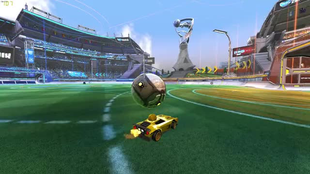 Watch and share Rocket League (32-bit, DX9) 29.12.2017 18.28.43 GIFs on Gfycat
