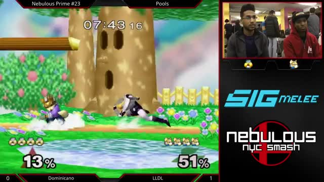 Watch and share Melee GIFs by neptunefalco on Gfycat