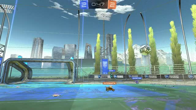 Watch and share Rocket League GIFs by supermartin on Gfycat