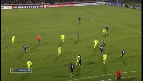 Watch Karim Benzema. Lyon - Bayern Munich. 10.12.2008 GIF by @fatalali on Gfycat. Discover more related GIFs on Gfycat
